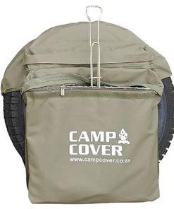 Camp Cover Wheel Bin Safari Large