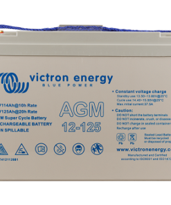 Victron Battery 125Ah Super Cycle