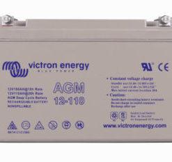Victron Battery 110Ah AGM Deep Cycle